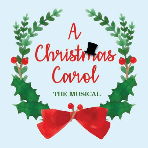 """""""A Christmas Carol"""" Logo"""