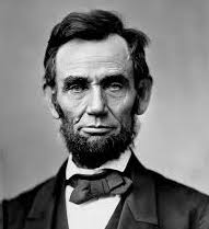 Abraham Lincoln; the 16th President of the United States