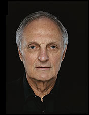 Alan Alda; Comedian and M.A.S.H Star