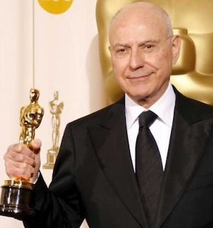 Alan Arkin, Oscar-winning actor and author