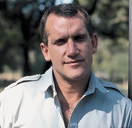 Author Alan Rabinowitz