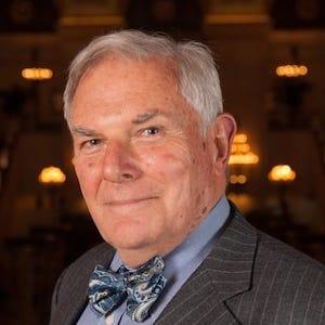 Alex Garvin, author