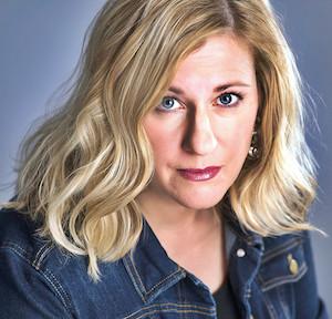 Author Amy Bass