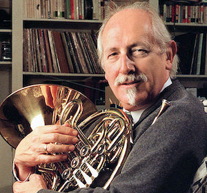Barry Tuckwell, french horn virtuoso