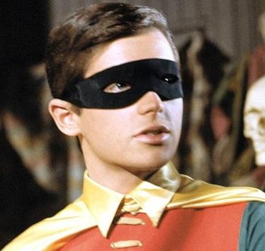 """Burt Ward, Actor who played """"Robin"""" in """"Batman and Robin"""""""