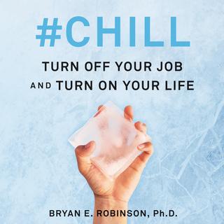 """""""#Chill"""" Book Cover"""