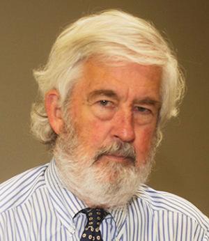 Curtis Wilkie, author