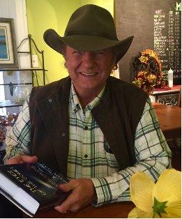 Author Dennis Hague