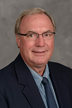 Dr. Gary Wood,  Vice Provost at the University of Wisconsin-Parkside.