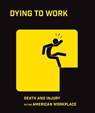 """Dying to Work"" Book Cover"