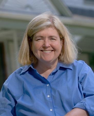Author Ellen Fitzpatrick