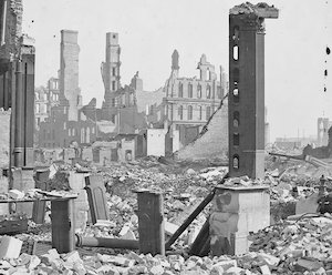 Photo of Great Chicago Fire