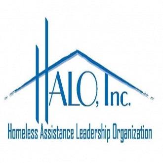 """HALO"" Racine Logo"