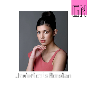 JamieNicole Morelan, model, singer, and former Miss Outstanding Teen Wisconsin