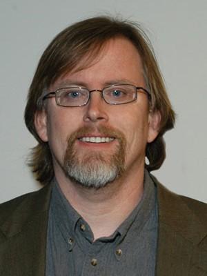 Dr. Jerald Mast, Associate Professor of Political Science at Carthage College.
