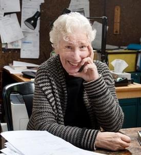 Author Joan Brady