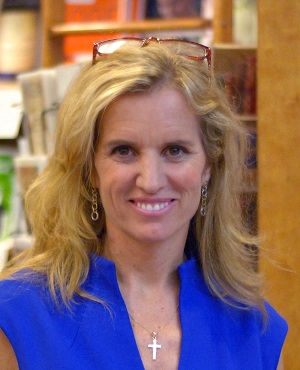Kerry Kennedy; Author and Daughter of Robert Kennedy