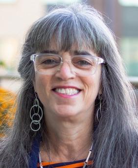 Laura Levitt, author