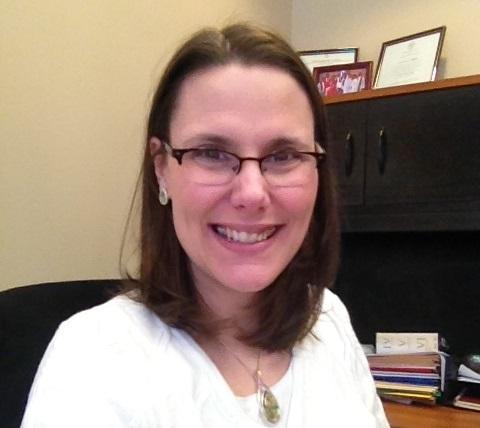 Pastor Lauren Miller