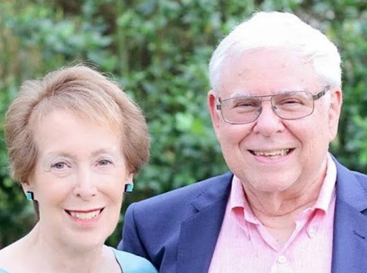 Authors Cynthia and Sandord Levinson