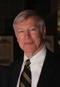 Author Lewis Sorely