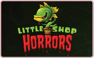 """Lakeside Players' production of """"Little Shop of Horrors,"""""""