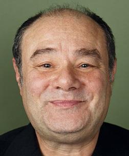 Mark Segal, author