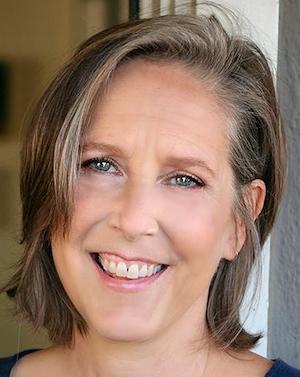 Mary Roach, author