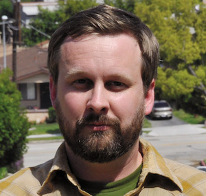 Matt Logelin, author