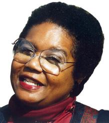 Author Melba Pattillo Beals