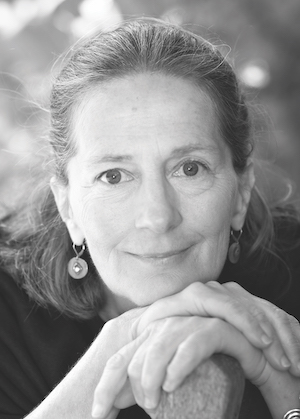 Meredith Hall, author