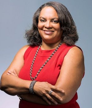 Michelle Duster, great-granddaughter of civil rights activist Ida B. Wells