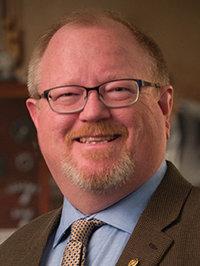 Mike Crane; Director of Wisconsin Public Radio