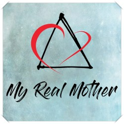 """My Real Mother"" Play Logo"