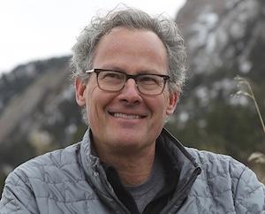Nicolas Carr, author