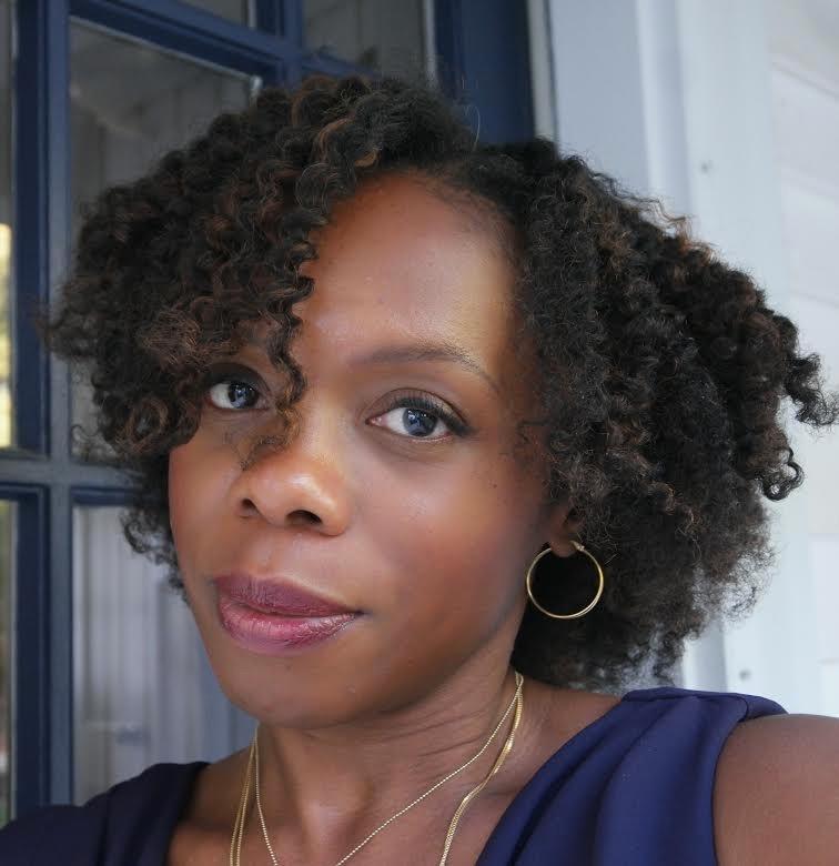 Author Nicole Blades