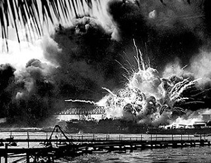 Photo from Pearl Harbor
