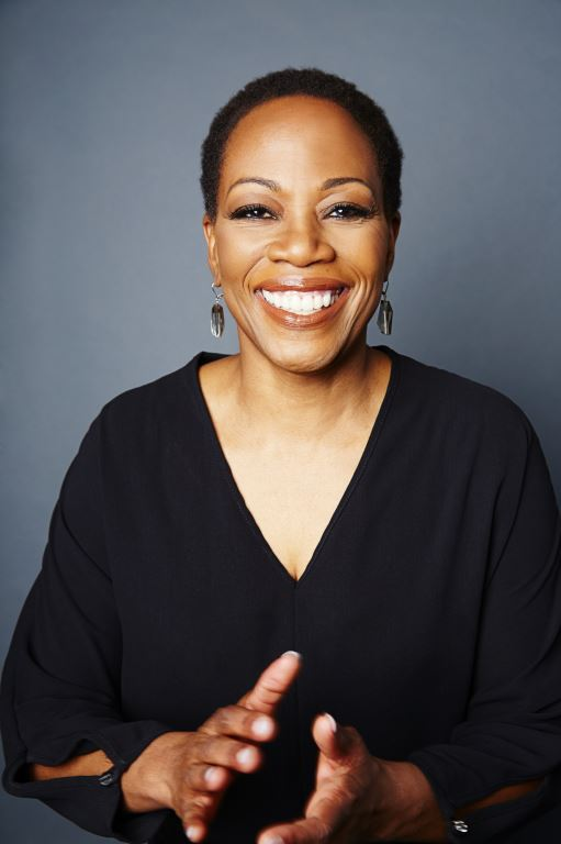 Playwright Regina Taylor