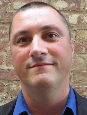Rocco Constantino, author