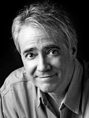Author Scott Simon
