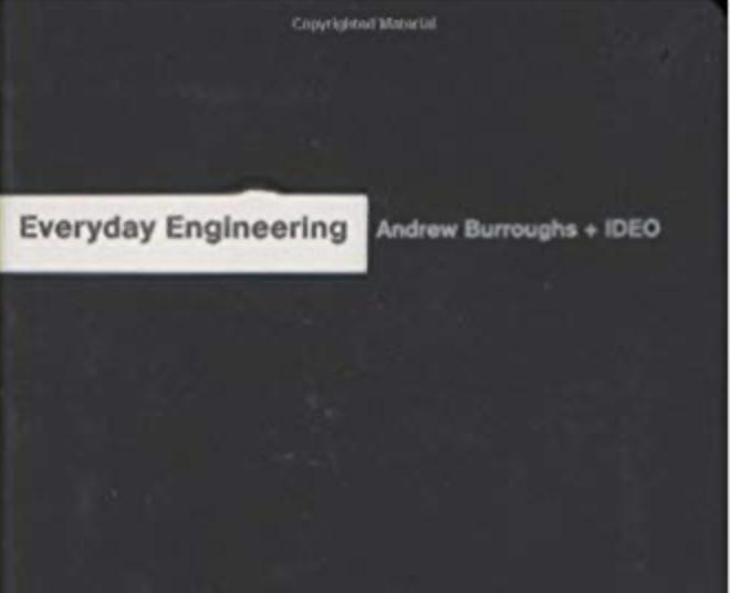 "Book Cover: ""Everyday Engineering: How Engineers See.""  "