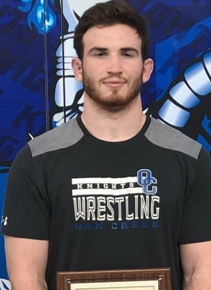 Ben Kawczynski, Amateur Wrestler and National Champion