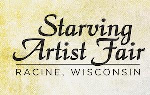Starving Artists Fair- Logo