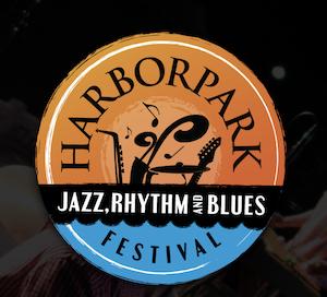 Harbor Park Jazz, Rhythm and Blues Festival - Logo