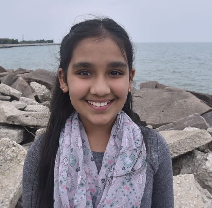 Shritha Reedy; middle school entreprenuer