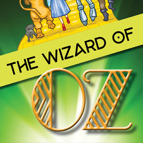 The Wizard of OZ presented by the Racine Theater Guild