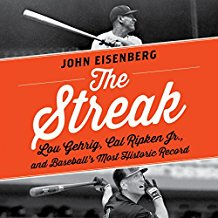 The Streak Book Cover