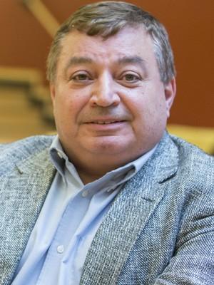 Dr. Yuri Maltsev, Professor of Economics at Carthage College.