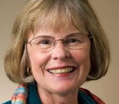 Kathleen Dunn; retiring host of WPR's Ideas Network
