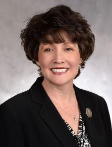 UW Parkside Chancellor Debbie Ford